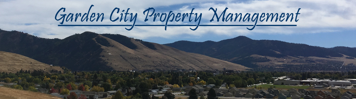 Garden City Property Management - Missoula, Montana