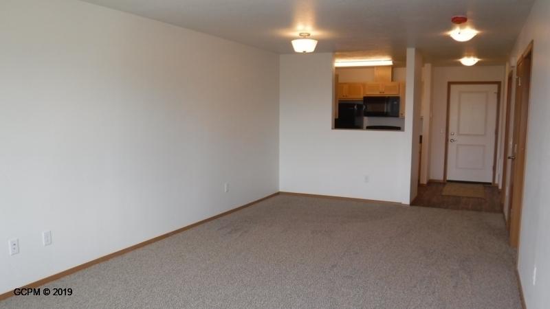 One Bedroom Open Floor Plan